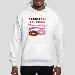 Aerospace Engineer Gift Doughnuts Hooded Sweatshir