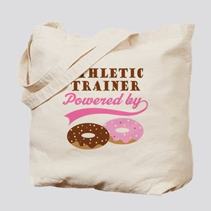 Athletic Trainer Gift Doughnuts Tote Bag