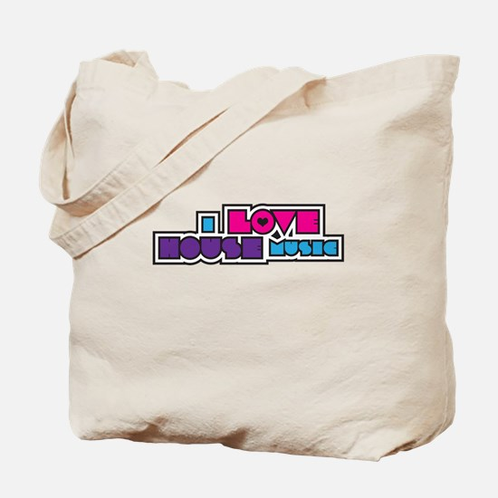 Miami music festival Tote Bag