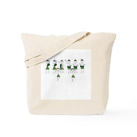 My Band and Dancers Tote Bag