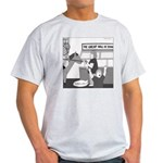 The Great Wall of Food Light T-Shirt