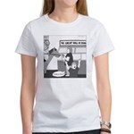 The Great Wall of Food Women's T-Shirt