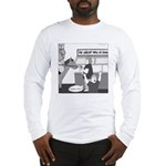 The Great Wall of Food Long Sleeve T-Shirt