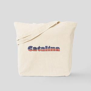 American Catalina Tote Bag
