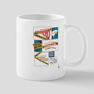 Comics Mug