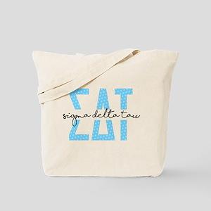 SDT Polka Dots Tote Bag