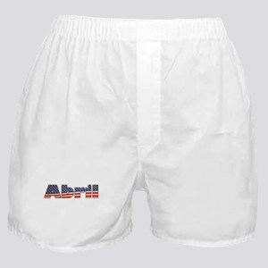 American Abril Boxer Shorts