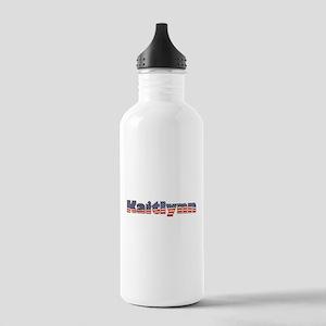 American Kaitlynn Stainless Water Bottle 1.0L