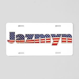 American Jazmyn Aluminum License Plate