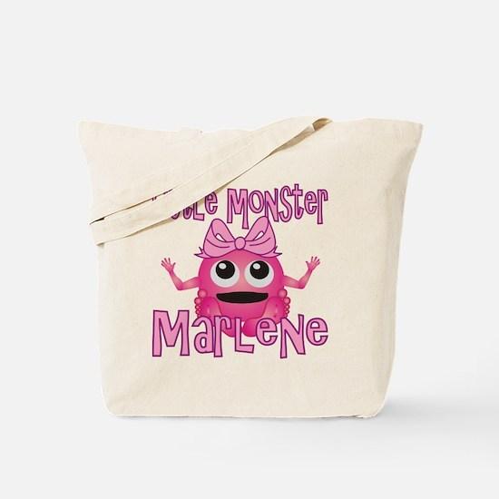 Little Monster Marlene Tote Bag