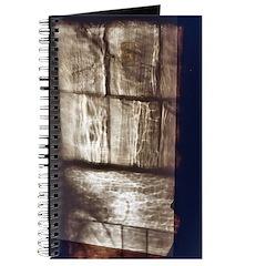 Light Through Old Glass 1 Journal