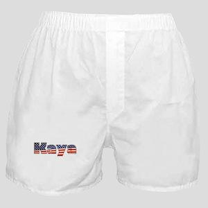 American Kaya Boxer Shorts
