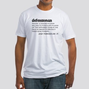 Defense Fitted T-Shirt