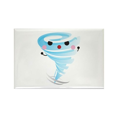 Sweet tornado Rectangle Magnet (100 pack)