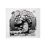 Toyota Throw Blanket