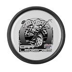 Toyota Large Wall Clock