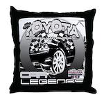Toyota Throw Pillow