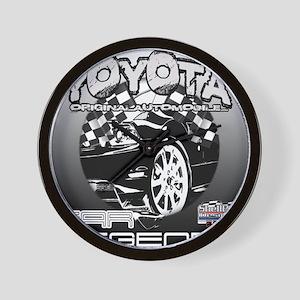 Toyota Wall Clock