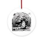 Toyota Ornament (Round)