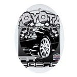Toyota Ornament (Oval)