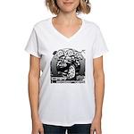 Toyota Women's V-Neck T-Shirt