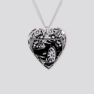 Toyota Necklace Heart Charm