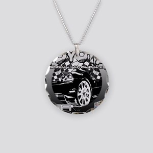Toyota Necklace Circle Charm
