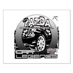 Mazda Small Poster