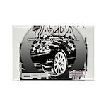 Mazda Rectangle Magnet (100 pack)