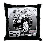 Mazda Throw Pillow