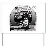Mazda Yard Sign