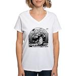 Mazda Women's V-Neck T-Shirt