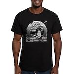 Mazda Men's Fitted T-Shirt (dark)