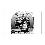 Mazda Car Magnet 20 x 12