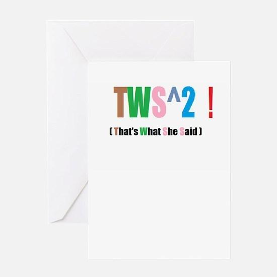 Funny Vulgar Greeting Card