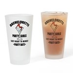 Customize Bachelorette Party (Date) Drinking Glass