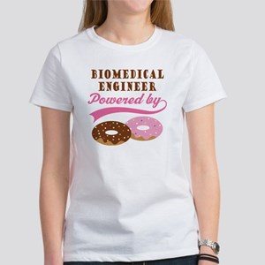 Biomedical Engineer Gift Doughnuts Women's T-Shirt