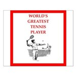 tennis gifts Posters