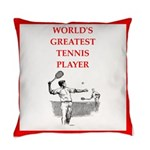 tennis gifts Everyday Pillow
