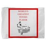 tennis gifts Pillow Sham