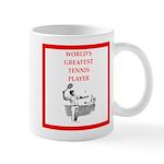 tennis gifts Mugs