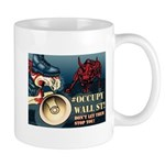 Occupy Wall St. Mug