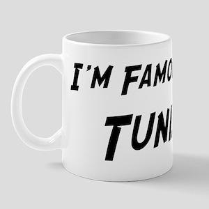 Famous in Tunis Mug