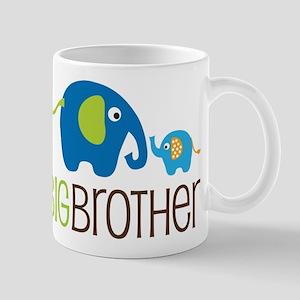 Elephant Big Brother Mug