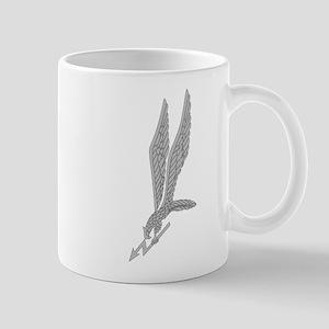 GROM Eagle - Silver Mug