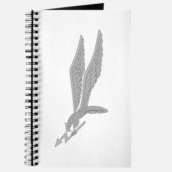 GROM Eagle - Silver Journal