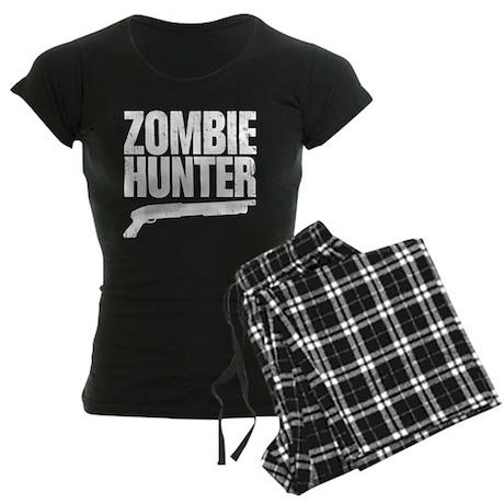 Zombie Hunter Women's Dark Pajamas