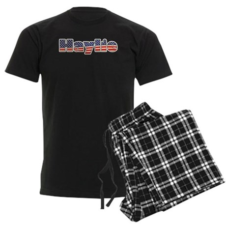 American Haylie Men's Dark Pajamas
