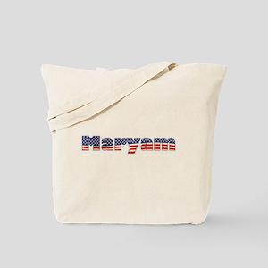 American Maryam Tote Bag