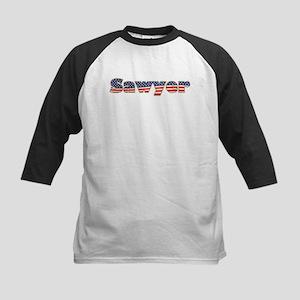 American Sawyer Kids Baseball Jersey